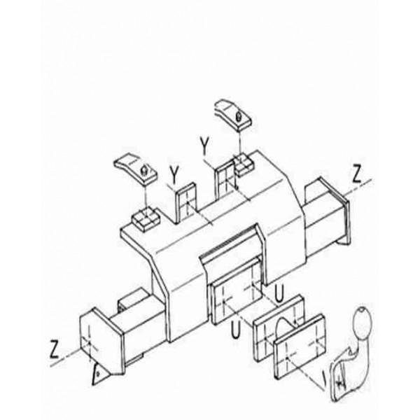 attelage renault espace standard 974. Black Bedroom Furniture Sets. Home Design Ideas
