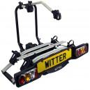 Porte-vélos Witter ZXE502EU avec rampe de chargement pour 2 vélos