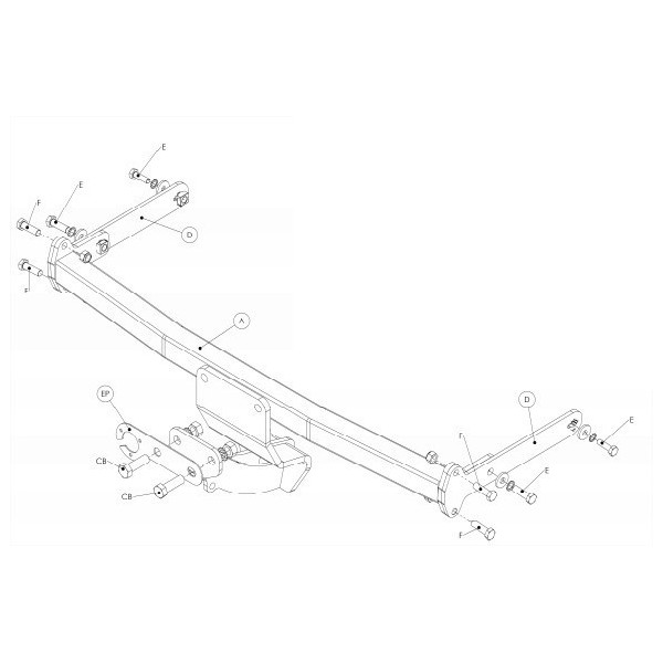 attelage volkswagen golf 6 et 6 plus standard faisceau. Black Bedroom Furniture Sets. Home Design Ideas
