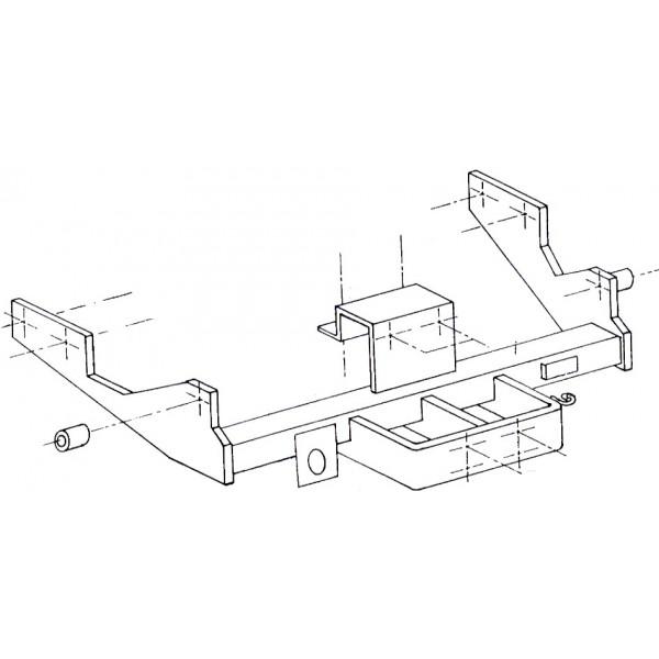 attelage renault trafic standard 1049. Black Bedroom Furniture Sets. Home Design Ideas
