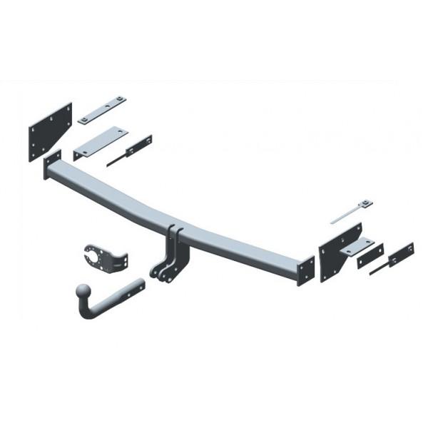 attelage renault koleos col de cygne 15242. Black Bedroom Furniture Sets. Home Design Ideas