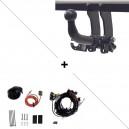 Attelage Range Rover Evoque (06/11-02/19) RDSOH + Faisceau spécifique 7 broches