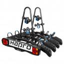Porte-vélos Hapro Atlas Active IV - 7P pour 4 vélos