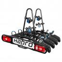 Porte-vélos Hapro Atlas Active IV - 13P pour 4 vélos