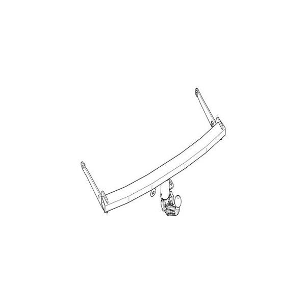 attelage volkswagen golf 7 break rdsov 7533. Black Bedroom Furniture Sets. Home Design Ideas