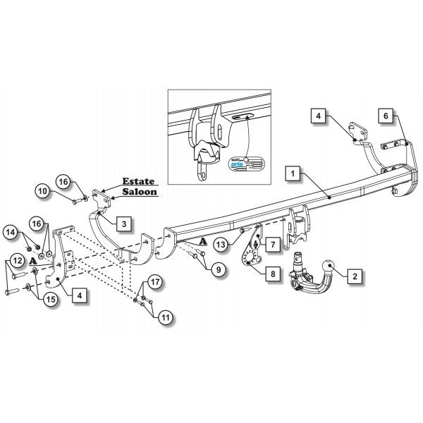attelage peugeot 508 rdsov faisceau universel multiplex 7 broches 22389. Black Bedroom Furniture Sets. Home Design Ideas