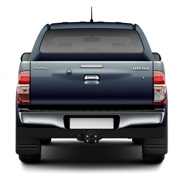 the best buying cheap finest selection Attelage Toyota HILUX Standard + faisceau universel ...