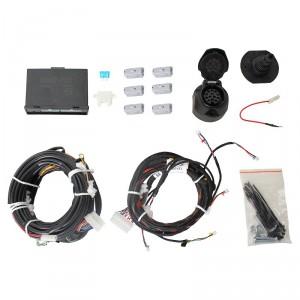 Faisceau universel 13 broches à induction + boitier électronique pour véhicules multiplexés