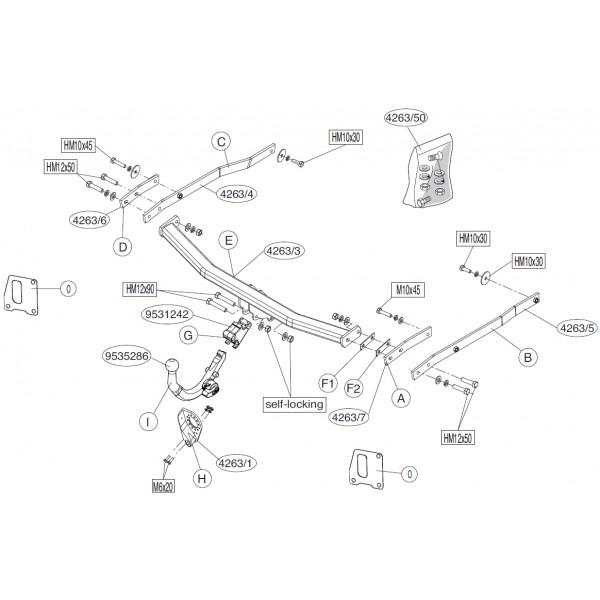 attelage renault megane 2 rdsod 21574. Black Bedroom Furniture Sets. Home Design Ideas