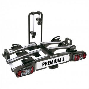 Porte-vélos Eufab Premium III pour 3 vélos
