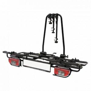 Porte-vélos MFT Multi-Cargo-2 Family pour 2 vélos (4 vélos avec extensions)
