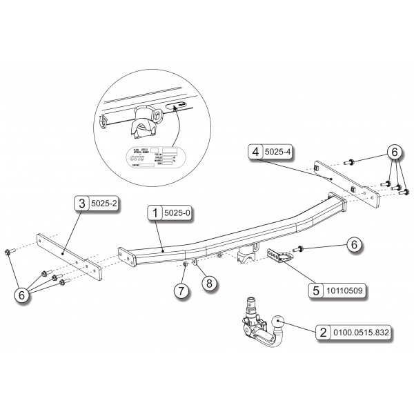 attelage volkswagen golf 6 break rdsov faisceau. Black Bedroom Furniture Sets. Home Design Ideas