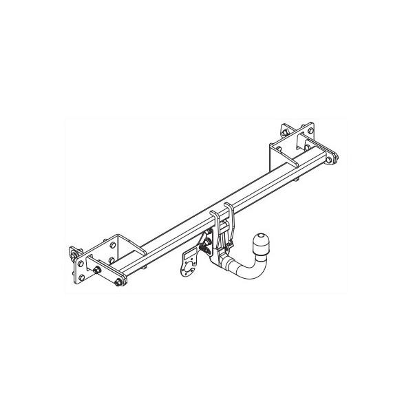 attelage mercedes classe b rdsov 25063. Black Bedroom Furniture Sets. Home Design Ideas