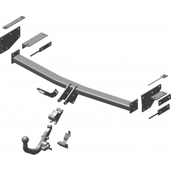 attelage renault koleos rdsod 26037. Black Bedroom Furniture Sets. Home Design Ideas