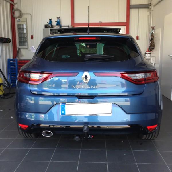 Bosal Oris Attelage Renault Megane 4 Berline y Compris GT//GT-Line RDSOV Faisceau Universel 7 Broches 03//16- boitier /électronique