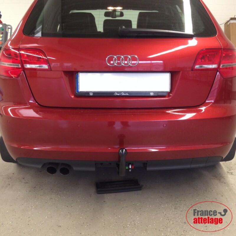 big discount watch free delivery Attelage Audi A3 Sportback y compris S3 et S-Line (09/04-01/13) RDSOV