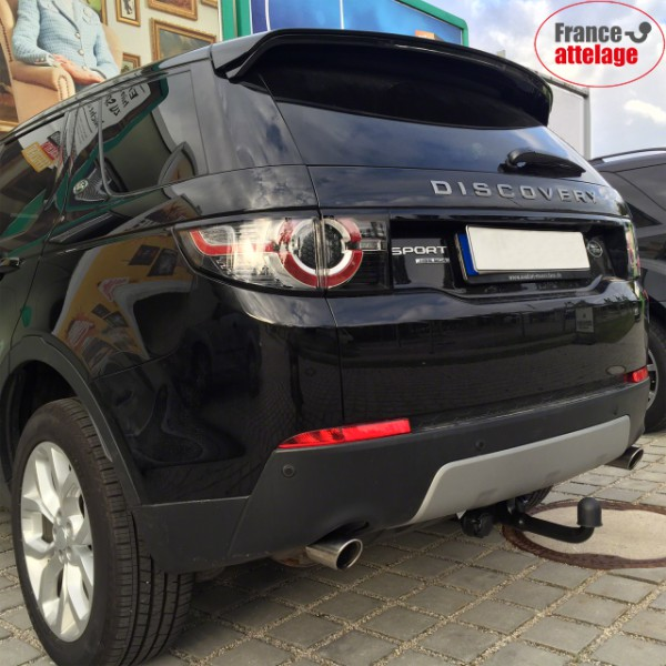 ATTELAGE LAND ROVER DISCOVERY SPORT dès 2015