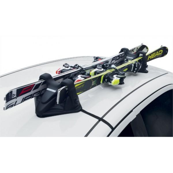 porte ski magn tique 2 paires de skis menabo shuttle. Black Bedroom Furniture Sets. Home Design Ideas