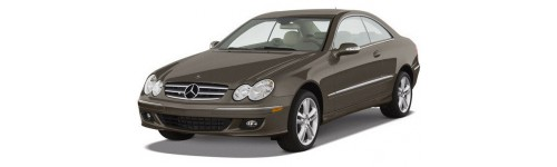 Attache Remorque Mercedes Clk